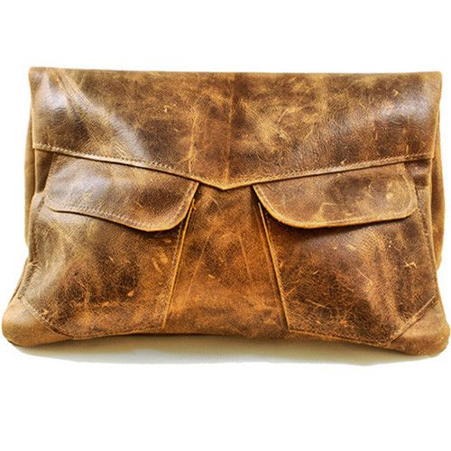 Leather Clutch from My Urbanware