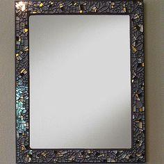 Light and Texture Mirror from My Urbanware