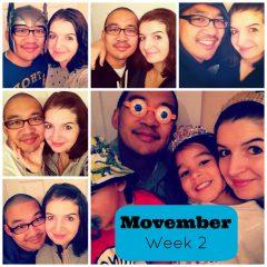 Movember Week 2