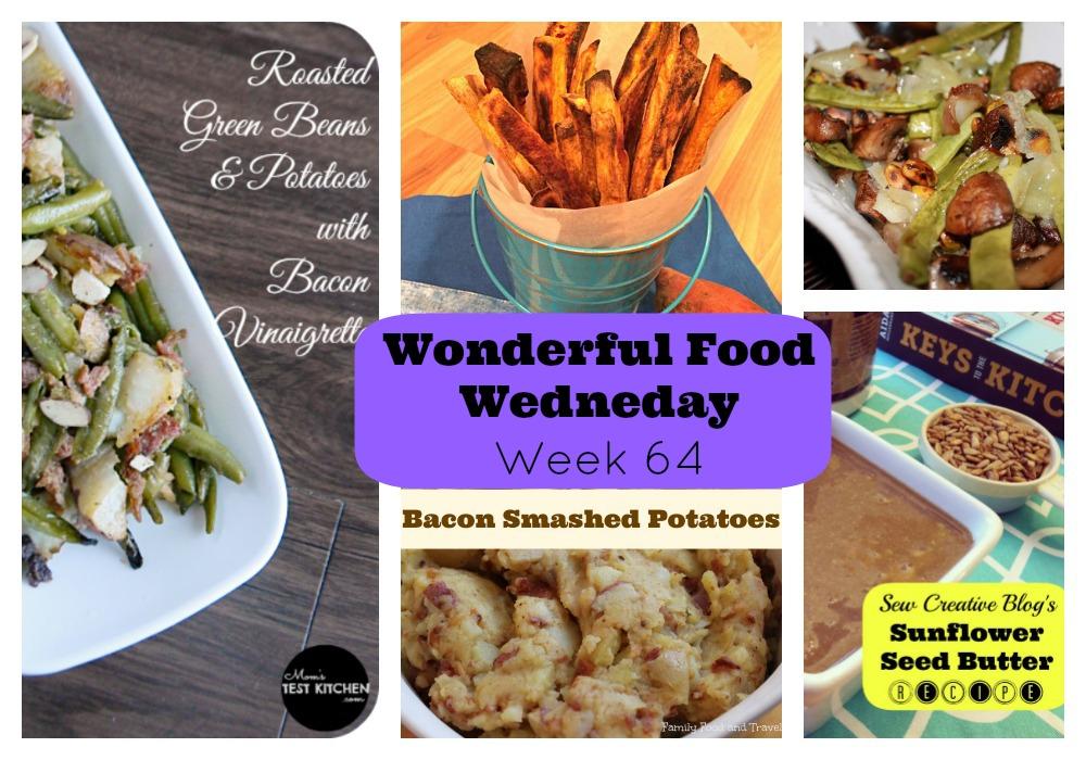Wonderful Food Wednesday Week 64