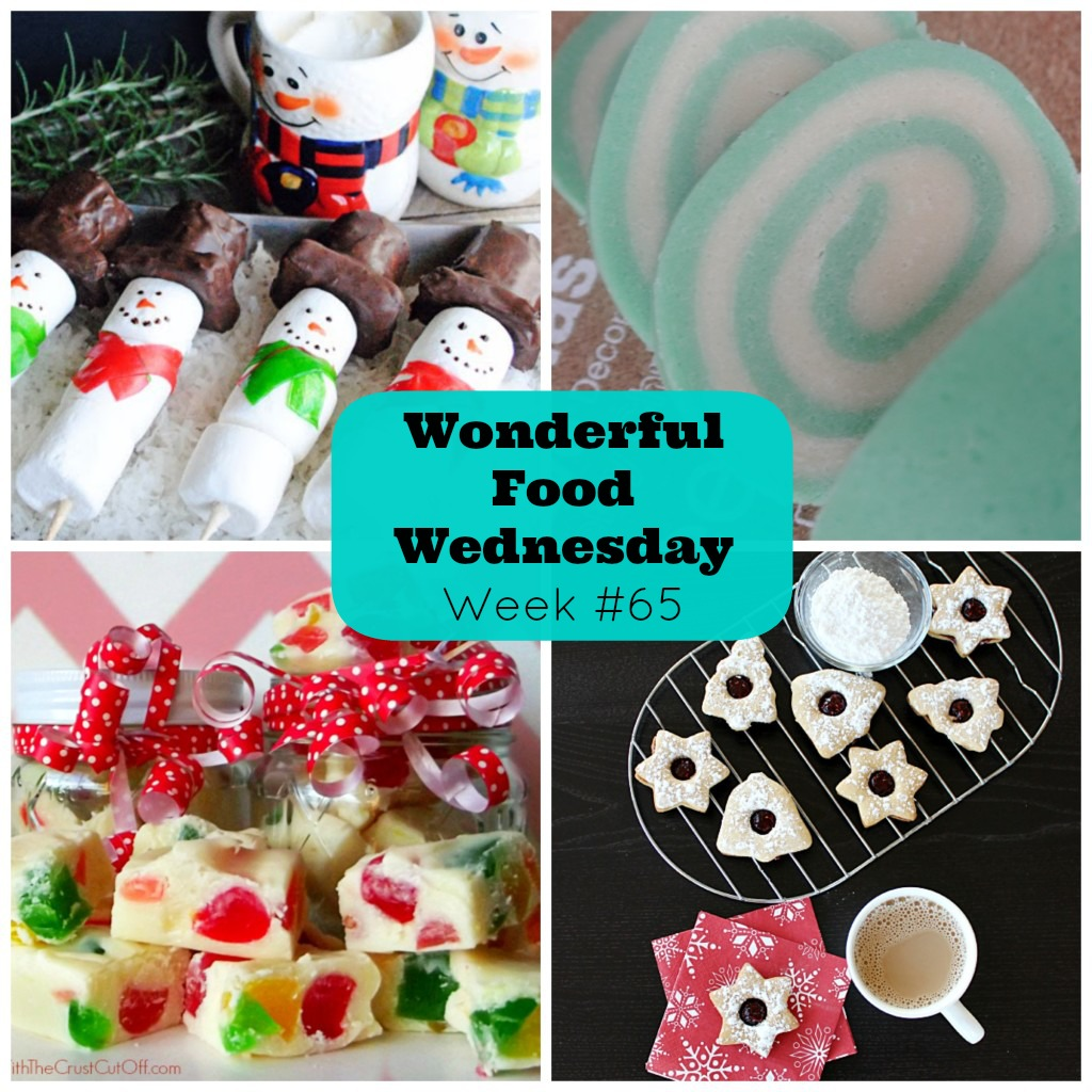 Wonderful Food Wednesday Week 65