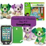 Countdown To Christmas Day 4- Educational Toys from @LeapFrog (Gifts for Kids)