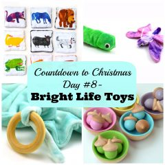 Countdown To Christmas Day 8- Waldorf Inspired Toys from @BrightLifeToys (Gifts for Kids)