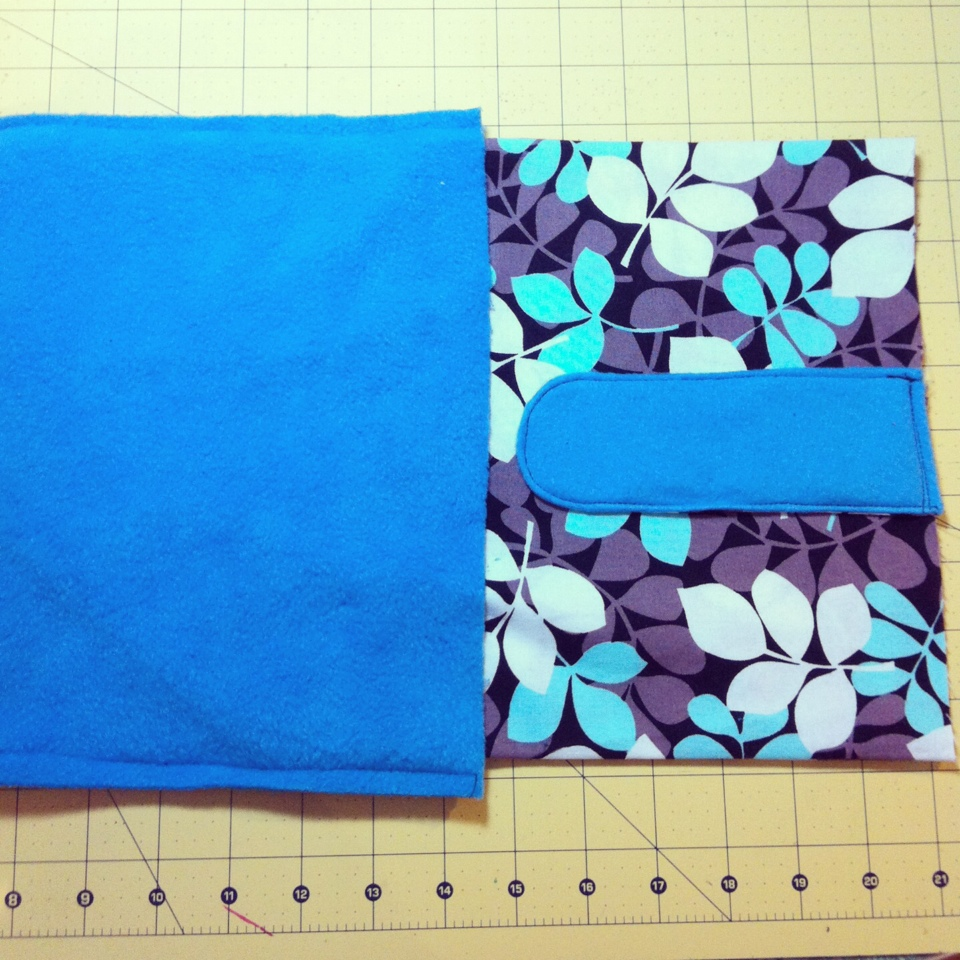 DIY 1 Hour Laptop Sleeve Sewing Tutorial 11