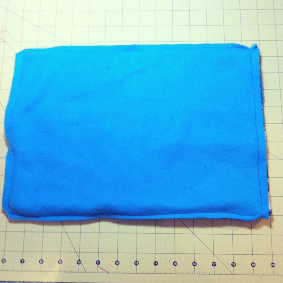DIY 1 Hour Laptop Sleeve Sewing Tutorial 15