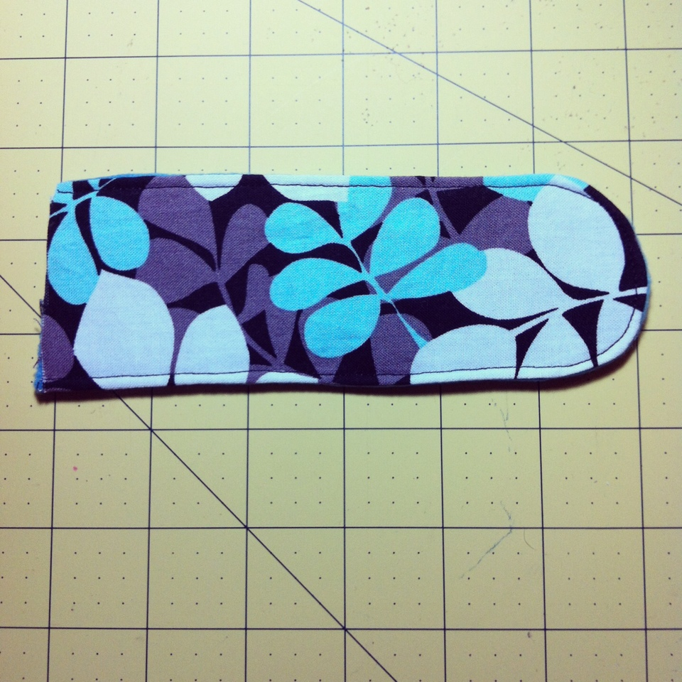 DIY 1 Hour Laptop Sleeve Sewing Tutorial 4