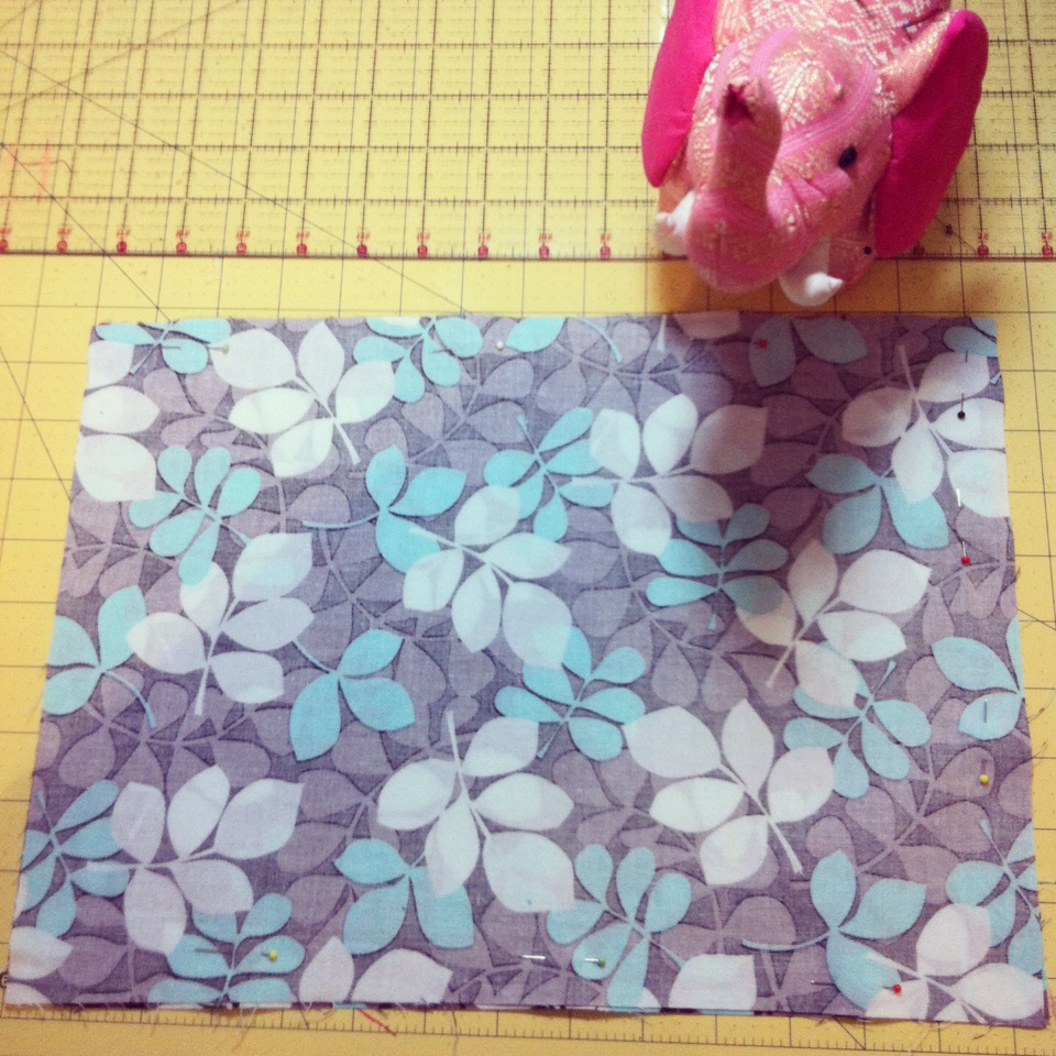 DIY 1 Hour Laptop Sleeve Sewing Tutorial 5