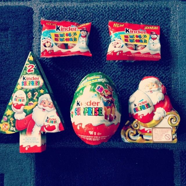 Kinder Christmas