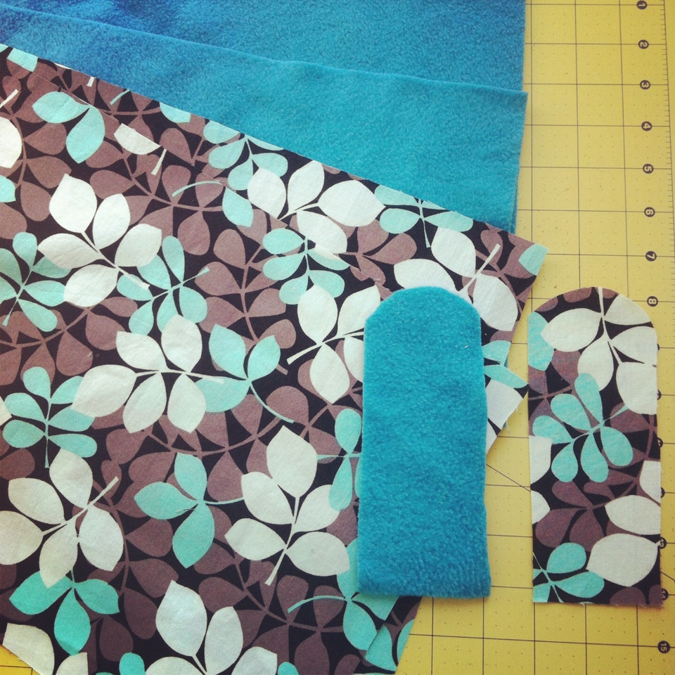 DIY 1 Hour Laptop Sleeve Sewing Tutorial 1