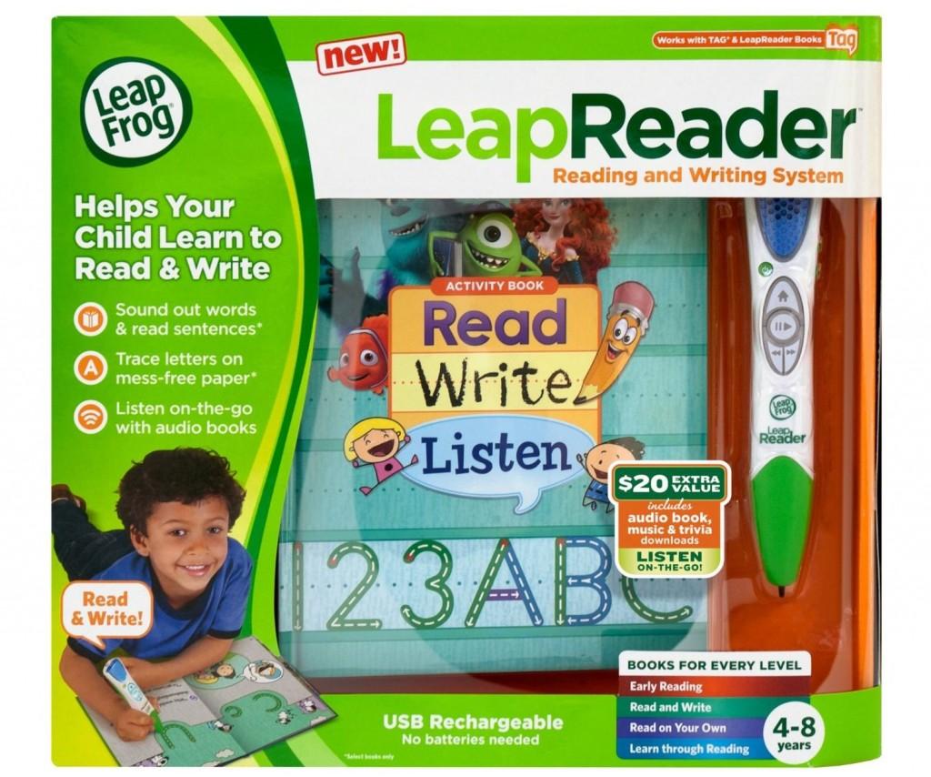 Leap Frog Leap Reader
