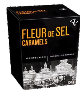President's Choice Fleur De Sel Caramels