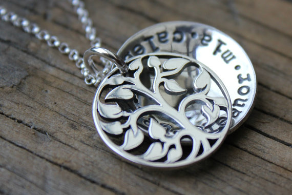 Tree of Life Family Necklace