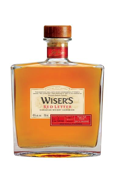 Wiser's Red Label Whiskey