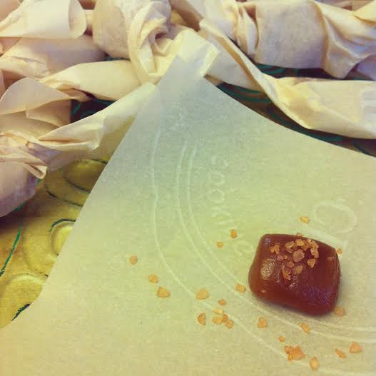 Sew Creative's Fleur De Sel Honey Caramel Recipe No Corn Syrup 5