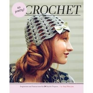 Free crochet pattern! Learn how to make a pretty Scalloped Edged Crocheted Neck Warmer from the book So Pretty Crochet by Amy Palanjian. Pattern by Janelle Haskin. This would make a great handmade gift idea!