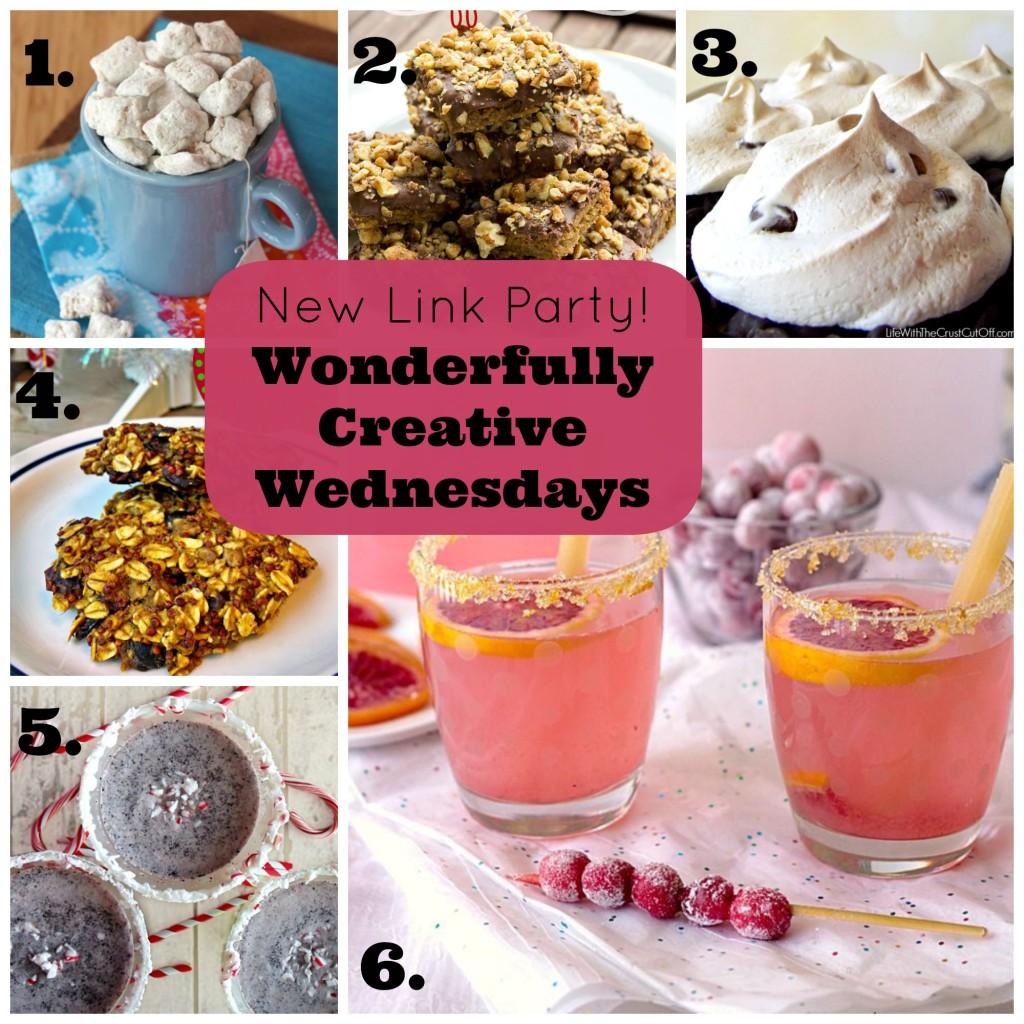 Wonderfully Creative Wednesday 1