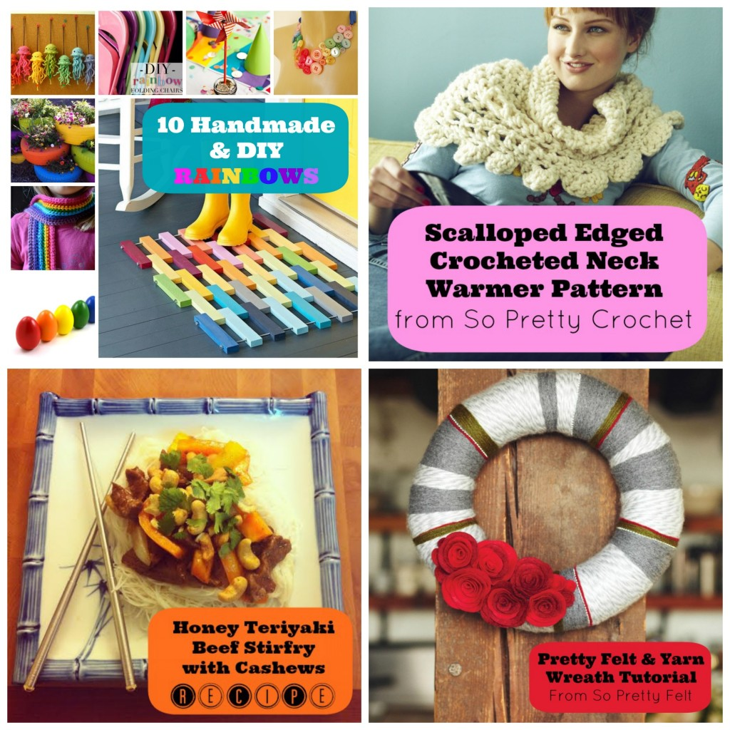 Sew Creative Week 6 Projects