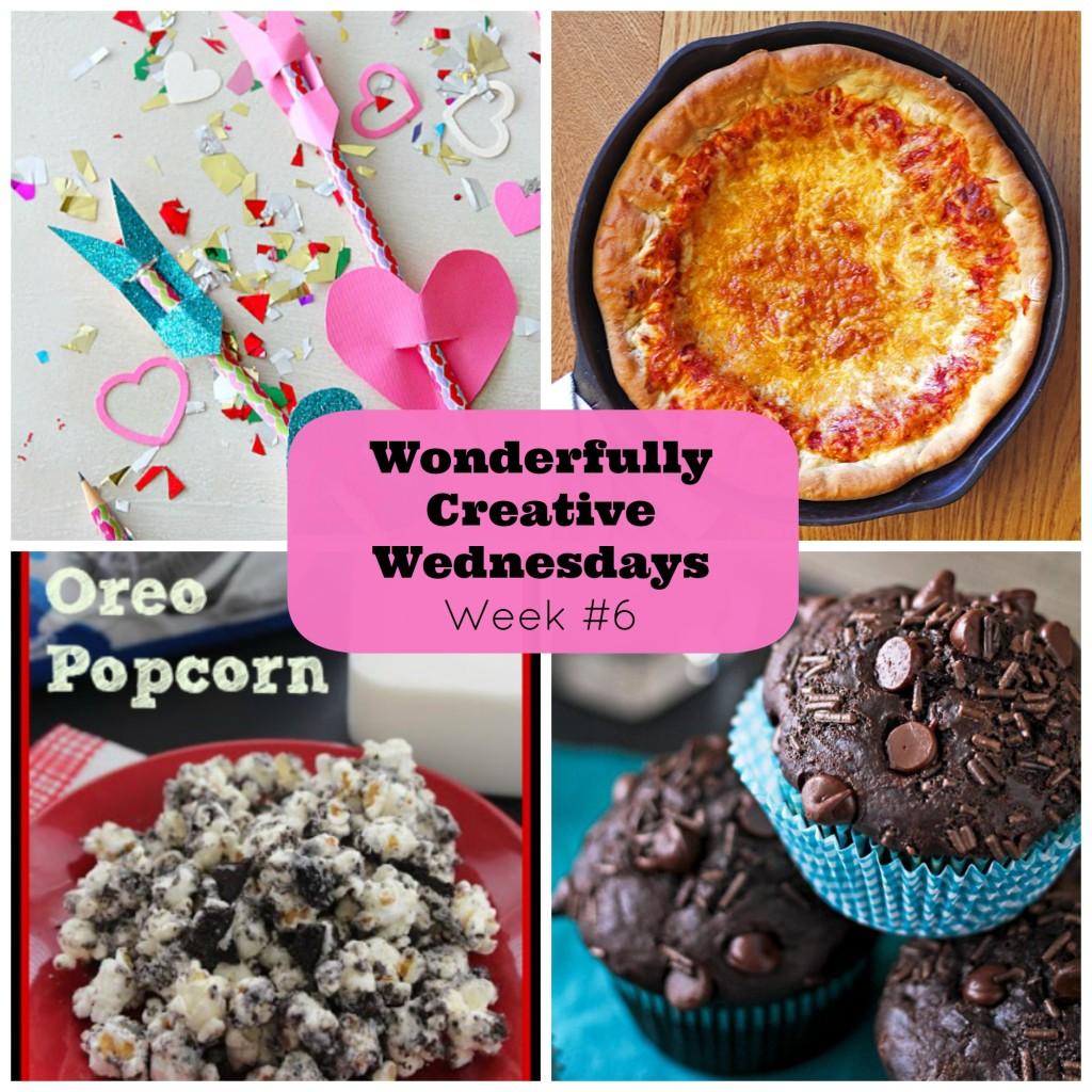 Wonderfully Creative Wednesdays Link Party Week 6