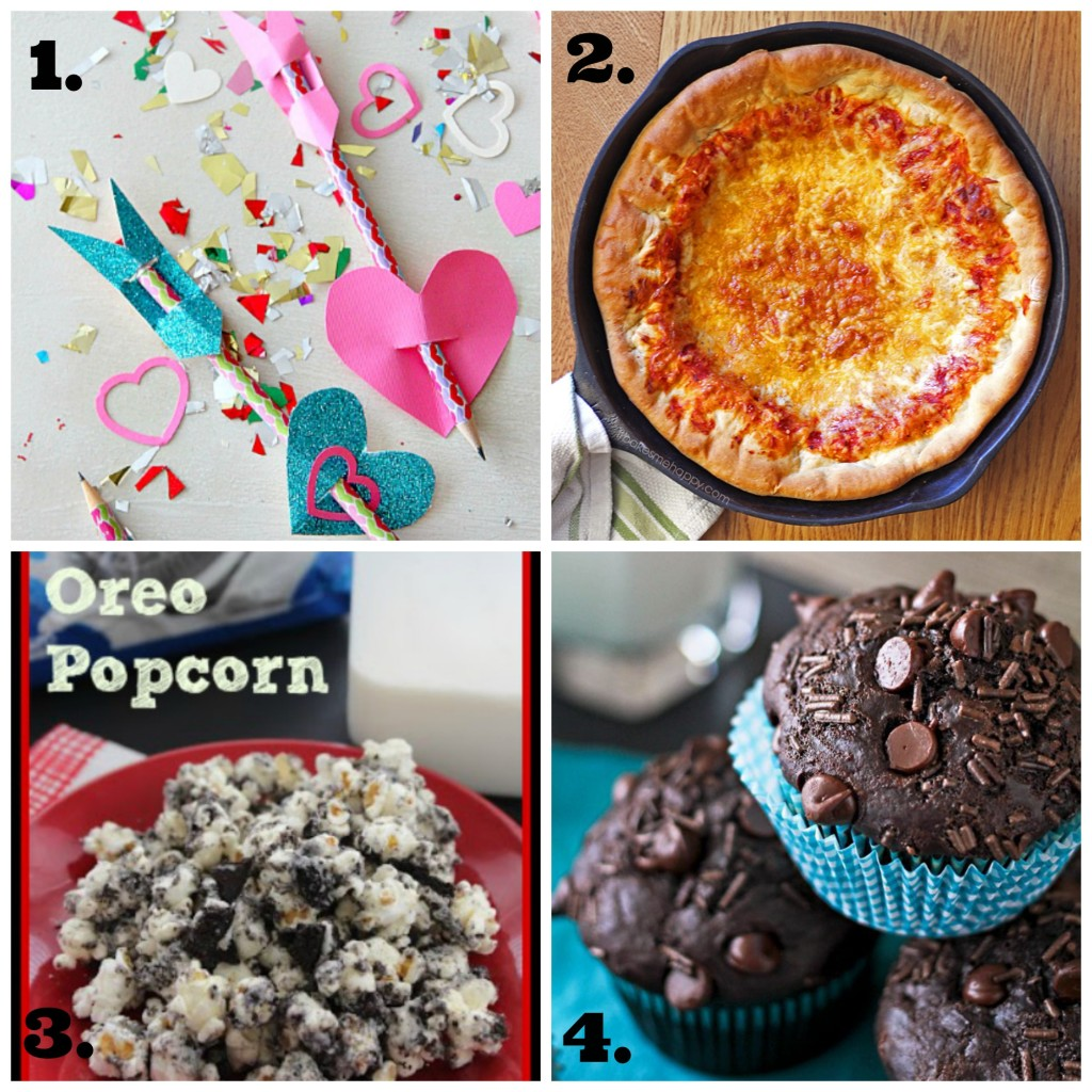 Wonderfully Creative Wednesdays Link Party Week 6 Features