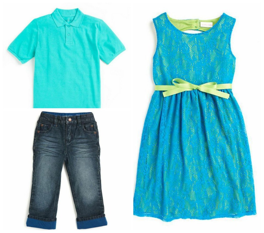 Sears Easter Look 2