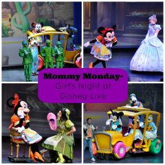 Mommy Monday- Girl's Night at Disney Live Rockin' Road Show