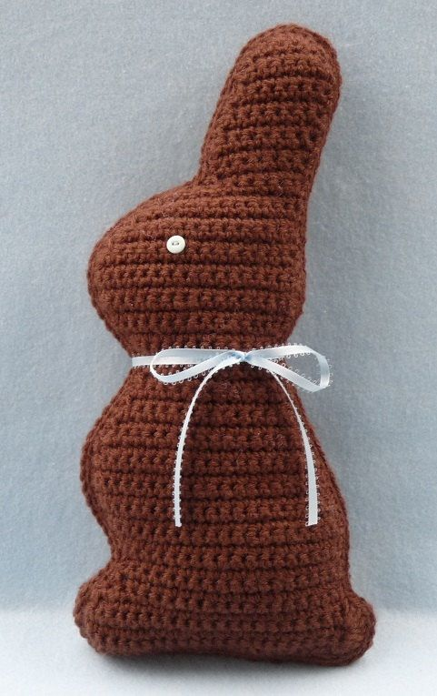 Awesome 10 Easter/easter Bunny Crochet Patterns Free NAIL IDEA