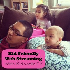 Kid Friendly Web Streaming With Kidoodle.TV and a Coupon Code!