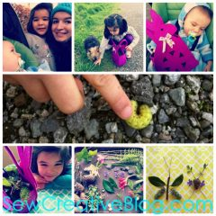 Throwback Thursday- Nature Walk and Found Object Craft Perfect for Earth Week