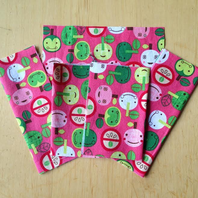 5 Minute Kleenex Holder Sewing Tutorial 2