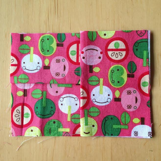 5 Minute Kleenex Holder Sewing Tutorial 3