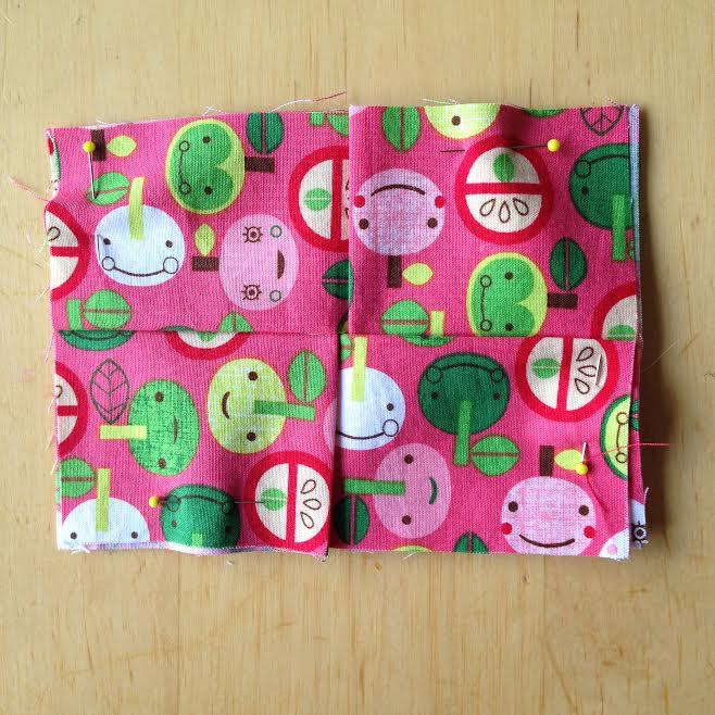 5 Minute Kleenex Holder Sewing Tutorial 4