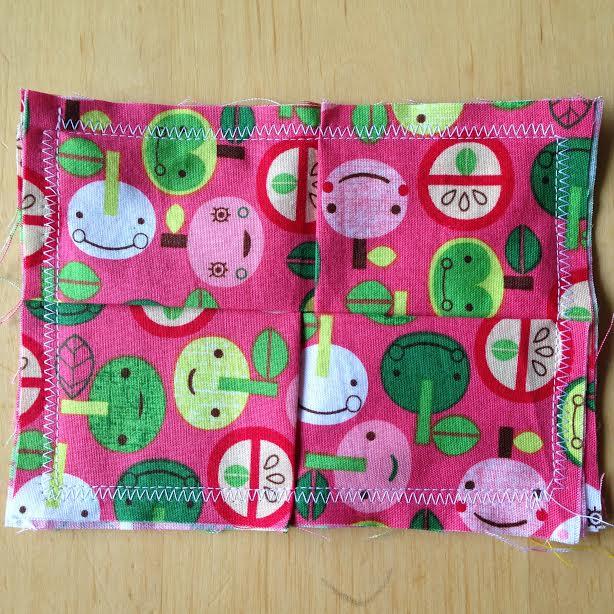 5 Minute Kleenex Holder Sewing Tutorial 6