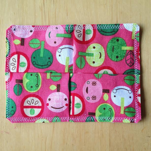 5 Minute Kleenex Holder Sewing Tutorial