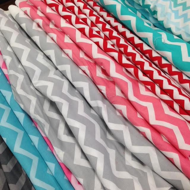 Fabricana fabric chevron