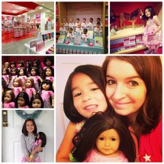 Mommy Monday- Chapters Robson Canadian American Girl Launch