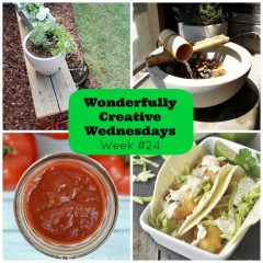 Wonderfully Creative Wednesdays Week 24 & Whish Twitter Party