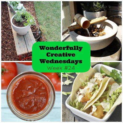 Wonderfully Creative Wednesdays Week 24 & Whish Twitter Party