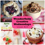 Wonderfully Creative Wednesdays Week 23