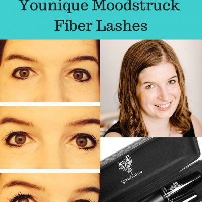 Favorite Things Friday- Younique Moodstruck Fiber Lashes! #WIN a Set of Your Own!