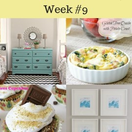 Be Awesome Link Party Week 9 Reader Features