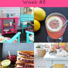 Be Awesome Link Party Week 8