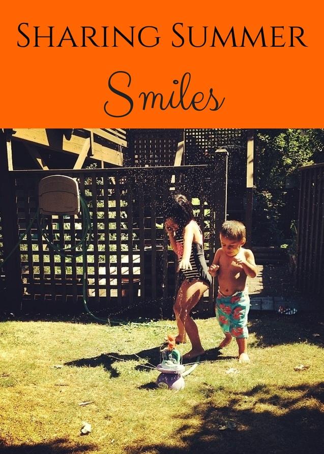 Sharing Summer Smiles