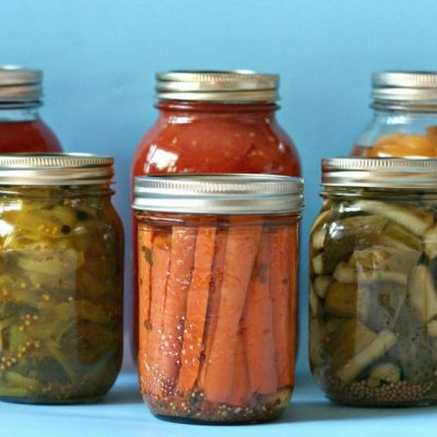 Canning 101- Tips and Tricks to Get You Started Canning Today