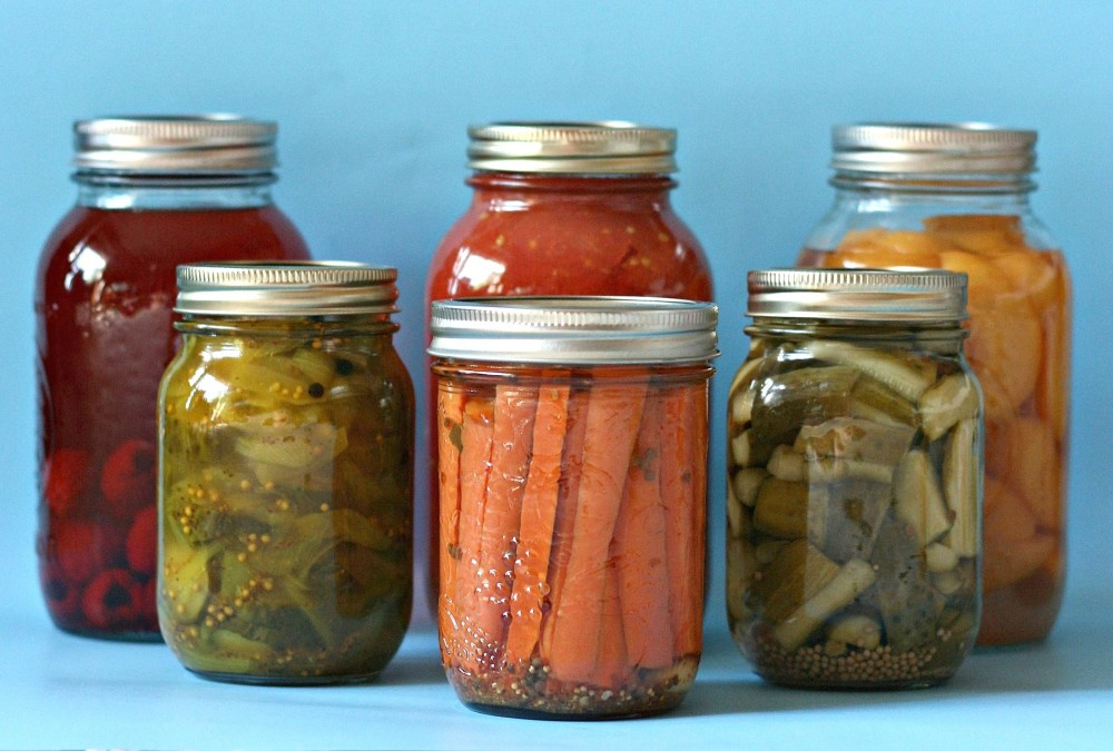 Canning 101 with Crystal