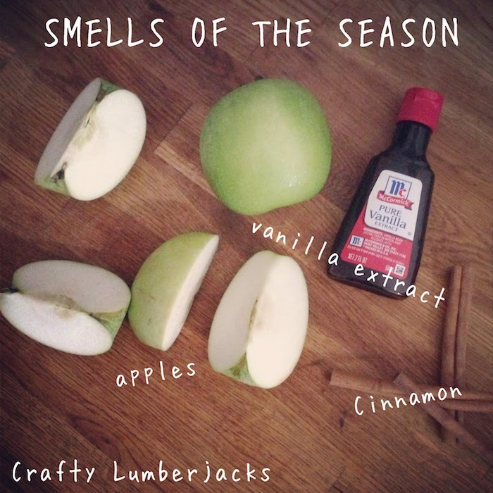 Smells of the season
