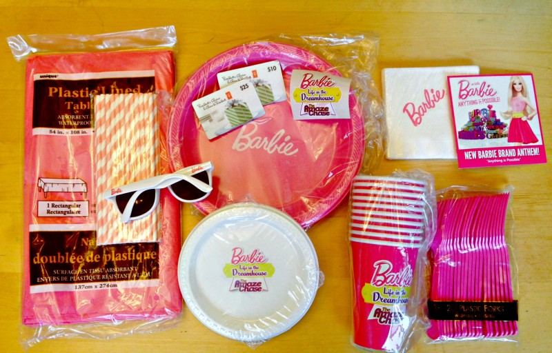 Barbie Life in the Dreamhouse Prize Pack