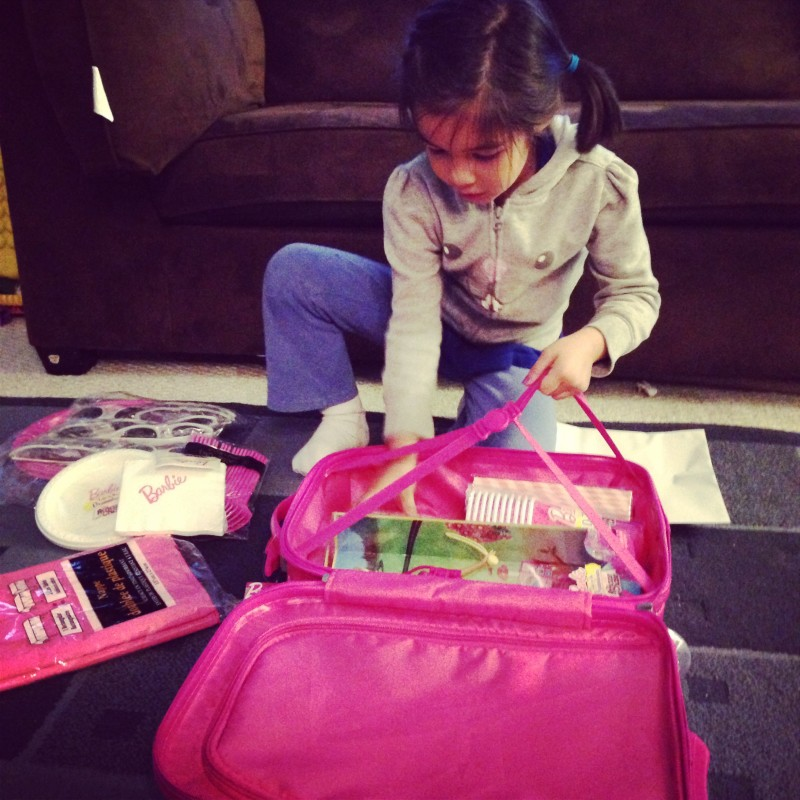 Barbie Life in the Dreamhouse Suitcase Prize Pack