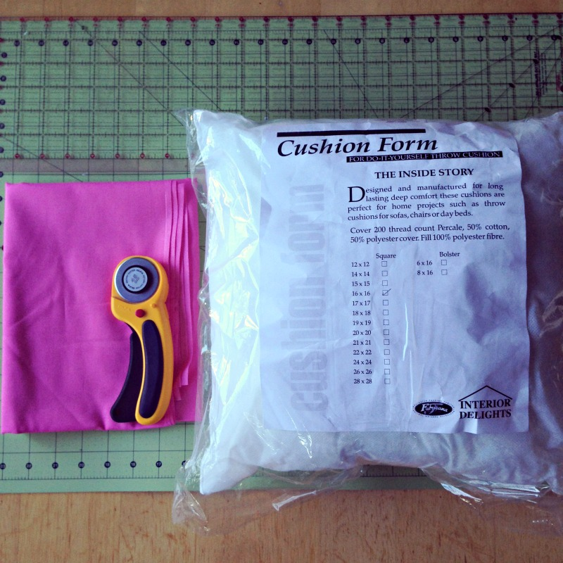 Envelope Pillow Supplies