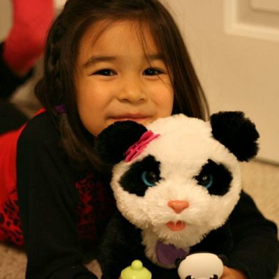 Bean The Blogging Zoologist's Real Life Adventures With Pom Pom My Baby Panda (Plus a Giveaway!)
