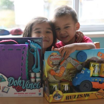 Favorite Things Friday- Doh Vinci and Play Doh Fun With The Kids (plus a Giveaway)